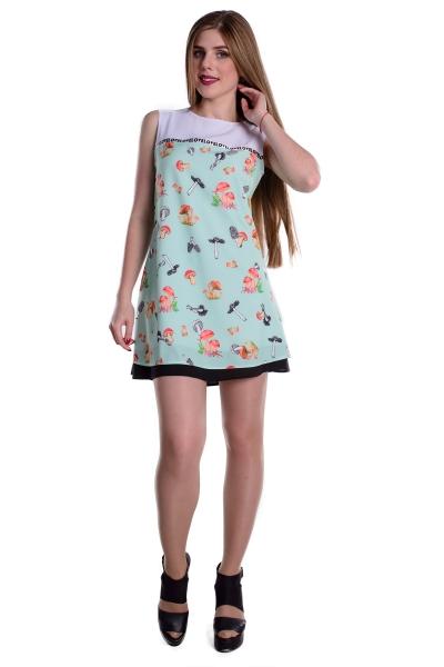 Летние платья прямого кроя – почему они так привлекательны  8dd04c6c63527