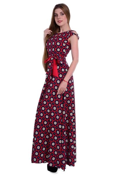 Платье на свидание длинное