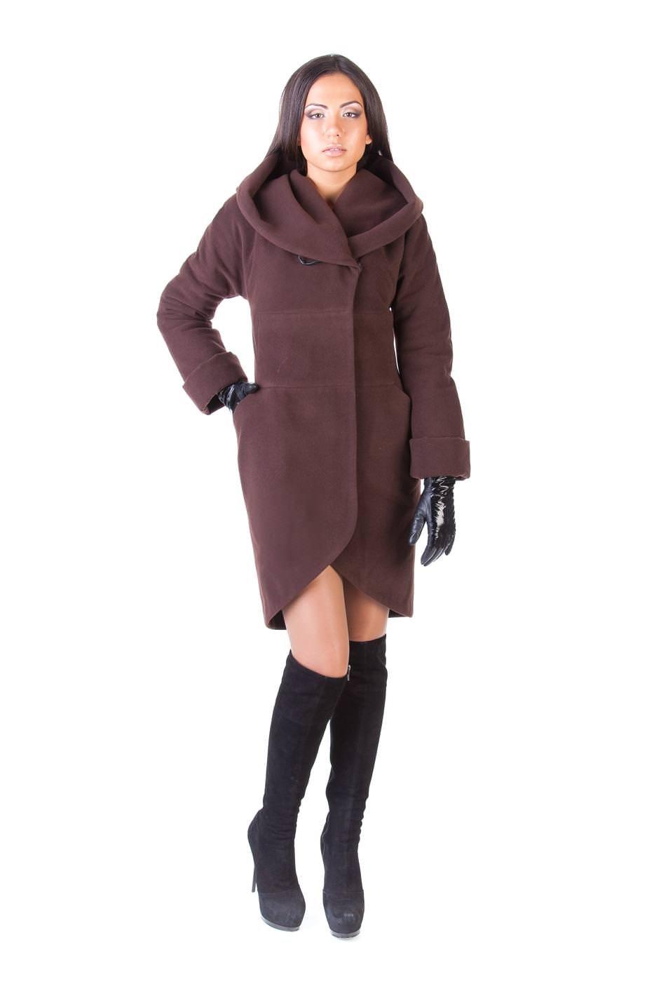 Модус женская одежда оптом недорого Пальто без меха Буэно