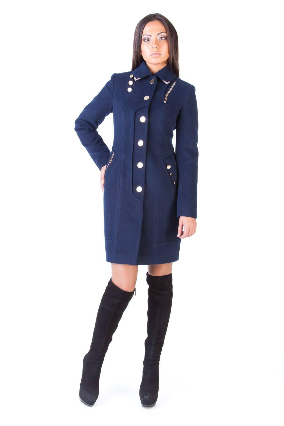 Модус женская одежда от производителя Пальто без меха Айсберг комфорт