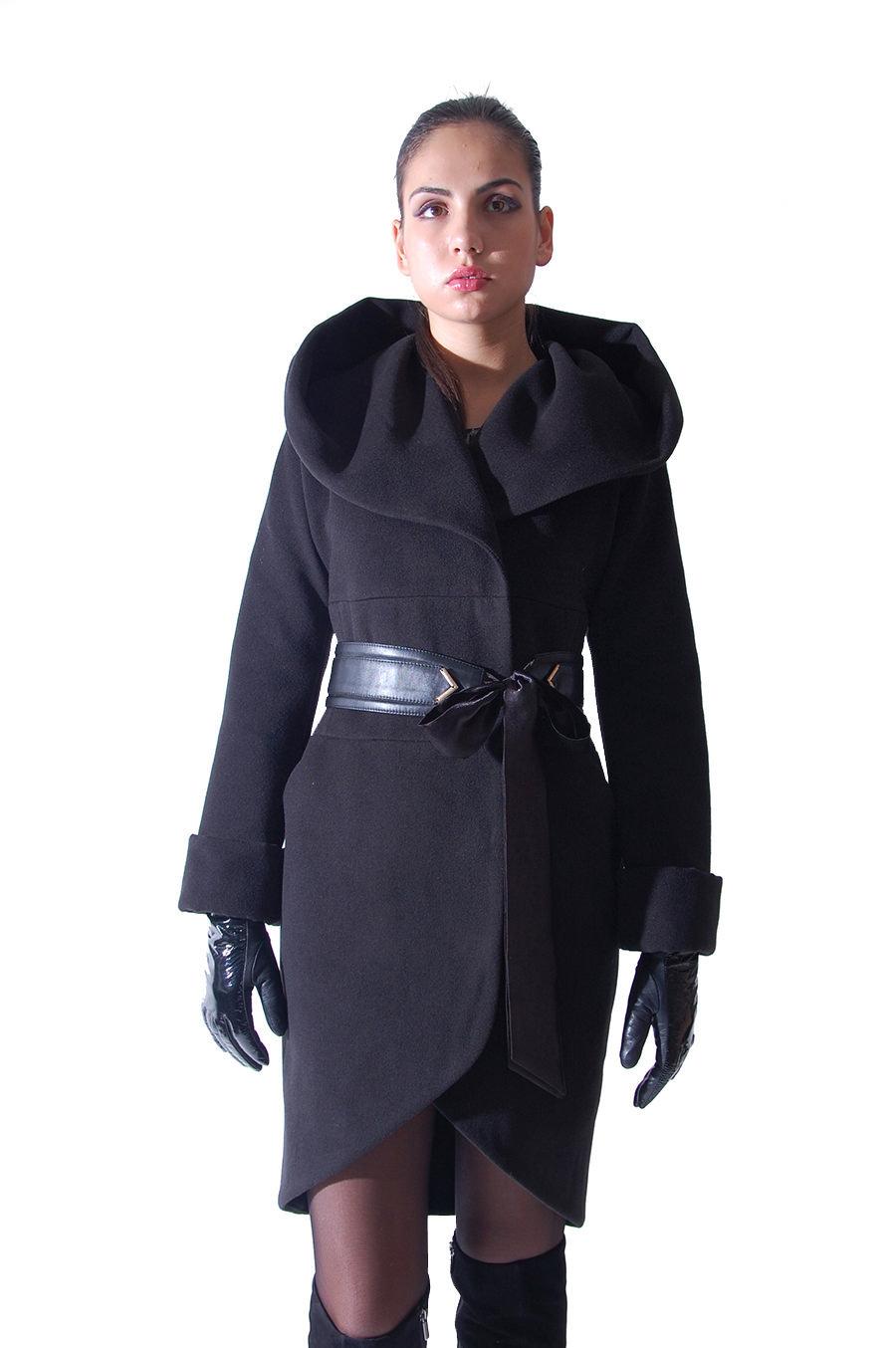 Купить кашемировое пальто оптом от производителя Пальто без меха Буэно