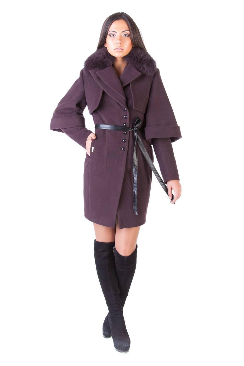 Модус женская одежда оптом недорого Пальто Беверли премиум