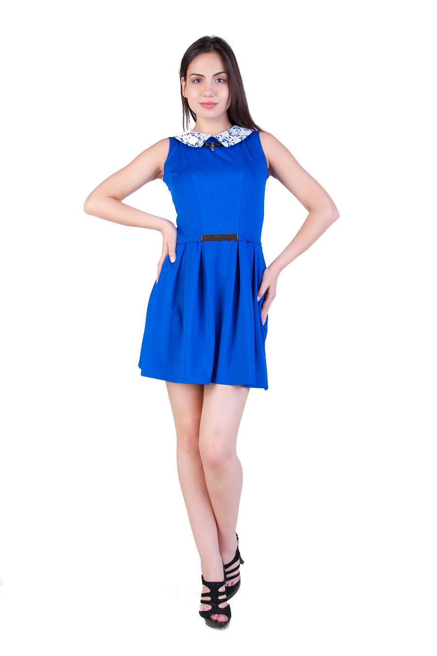 Платья трикотажные оптом от производителя Платье Алиса Микро