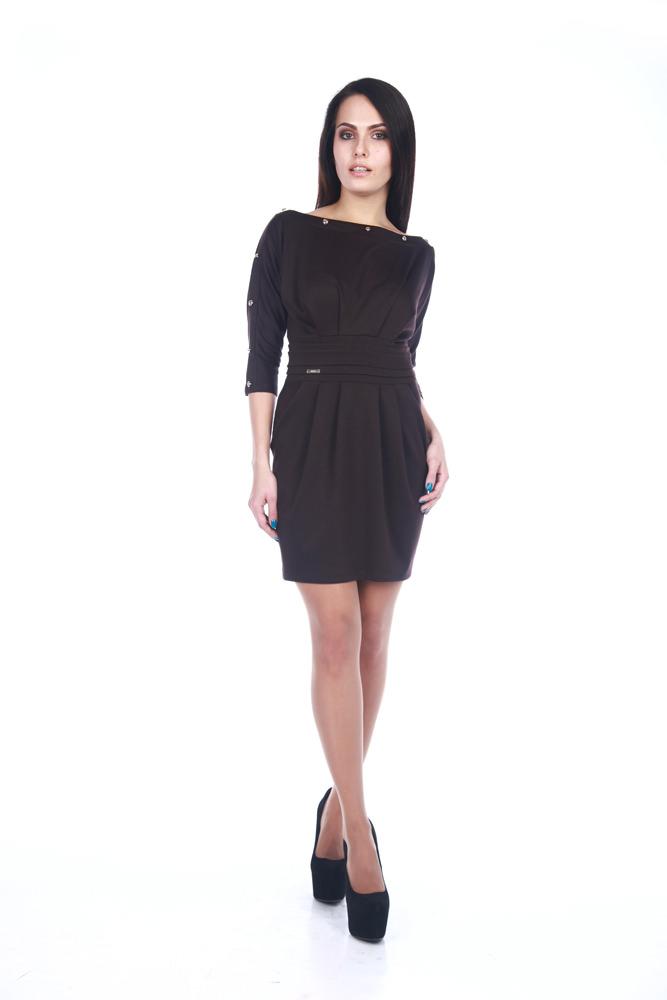 Купить платья оптом от производителя Платье Дуэт