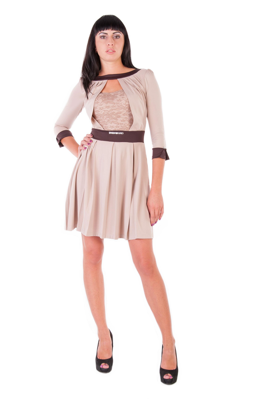 Оптовый интернет-магазин платьев Modus Платье Жожоба