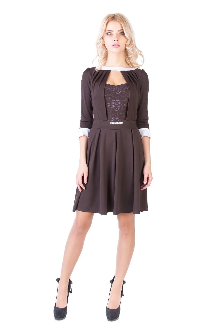 Купить платья оптом от производителя Платье Жожоба