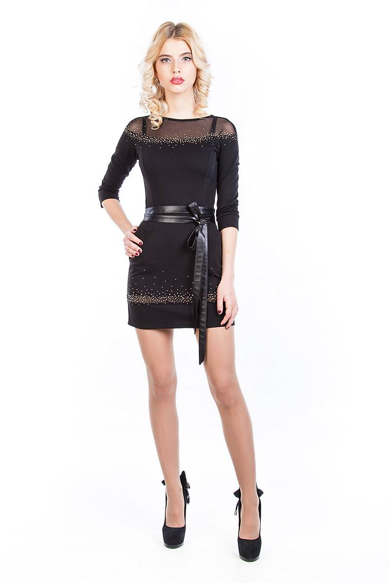 Платье «Ирбис француз»