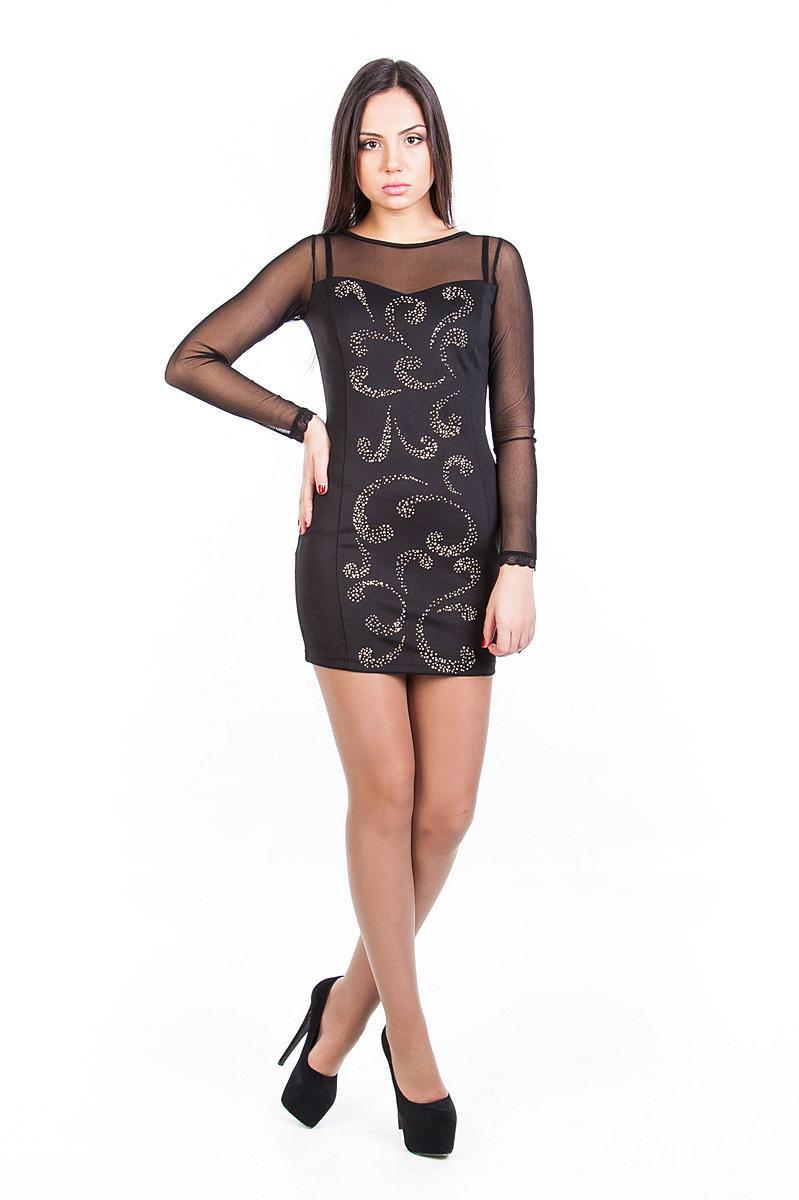 Оптовый интернет-магазин платьев Modus Платье Нюша