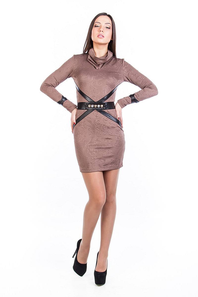 Оптовый интернет-магазин платьев Modus Платье Соната-хомут