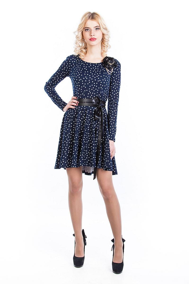 Женские платья оптом от Modus Платье Фенди