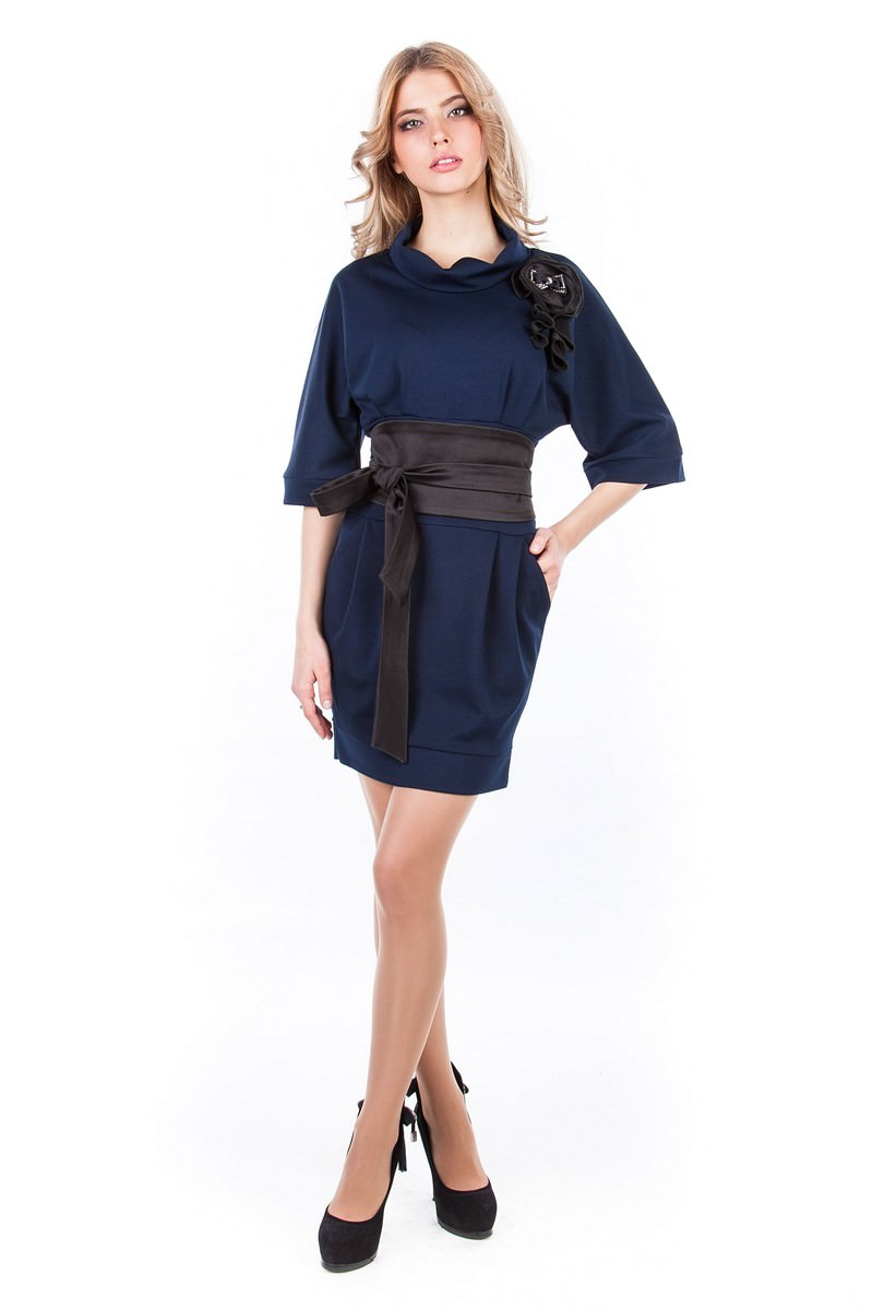Оптовый интернет-магазин платьев Modus Платье Вассаби
