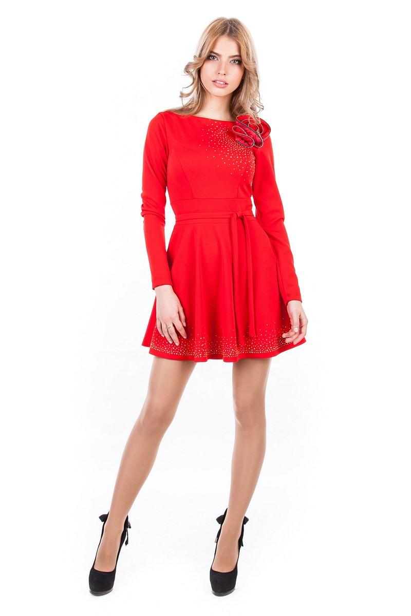 Купить женскую одежду оптом Платье Лара