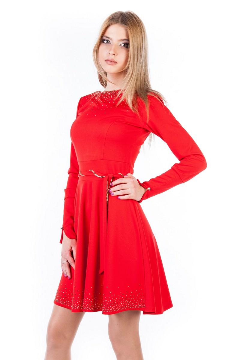 Купить платья женские оптом в Украине Платье Доларис