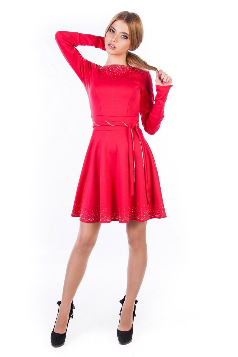 Женская одежда оптом от производителя Платье Доларис