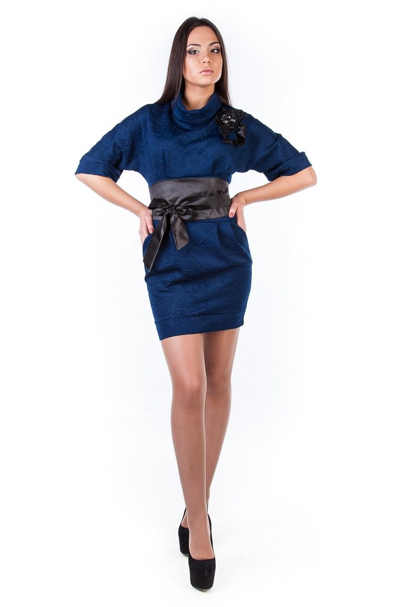 Купить платья женские оптом в Украине Платье Вассаби