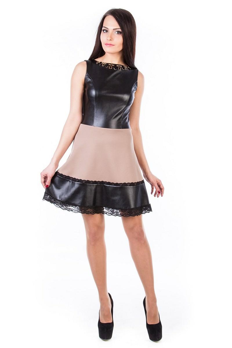 Купить платья оптом от производителя Платье Мэррис