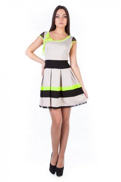 """Купить Платье """"Луиза 2068"""" оптом и в розницу"""