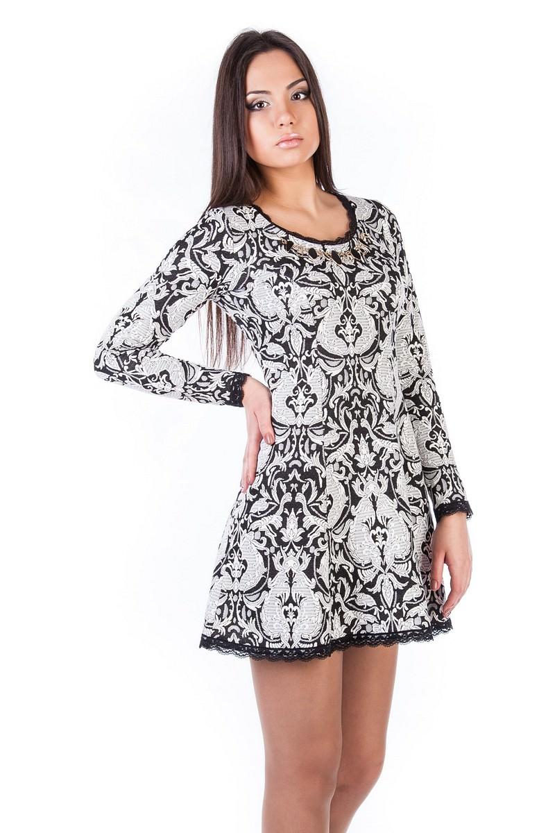 Платье «Мери жаккард»