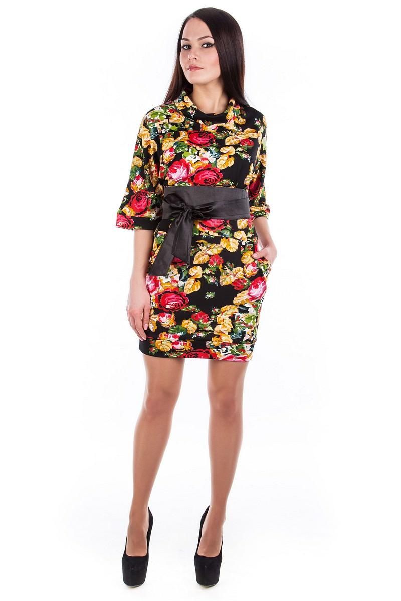 Купить платье оптом у производителя  Modus Платье Вассаби