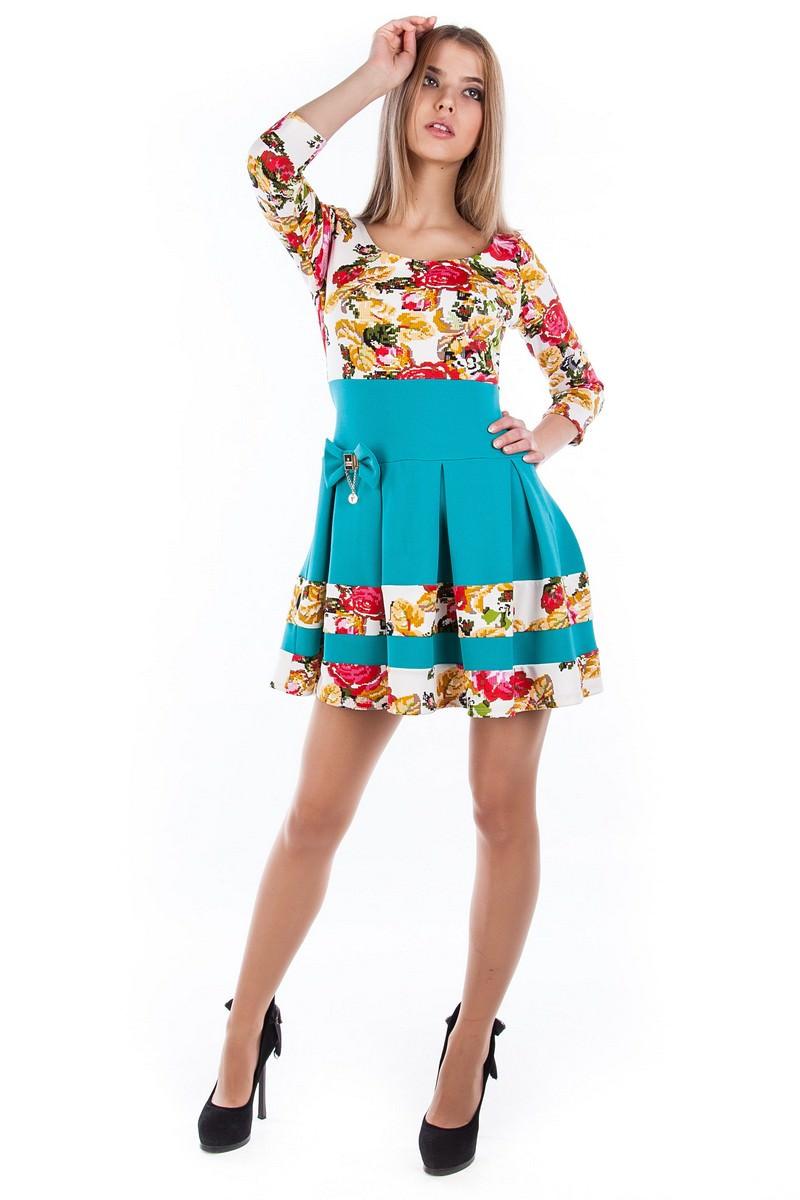 Оптовый интернет-магазин платьев Modus Платье Николь фреш