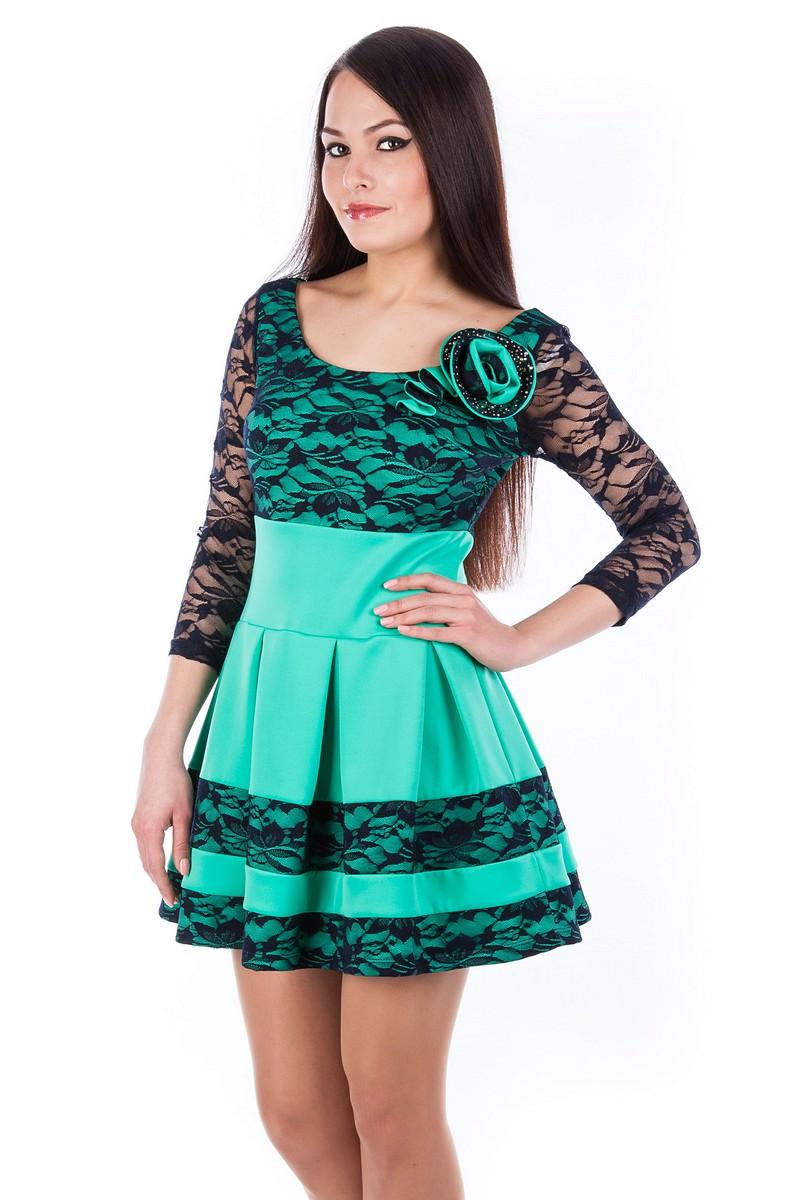 Платье «Николь color»