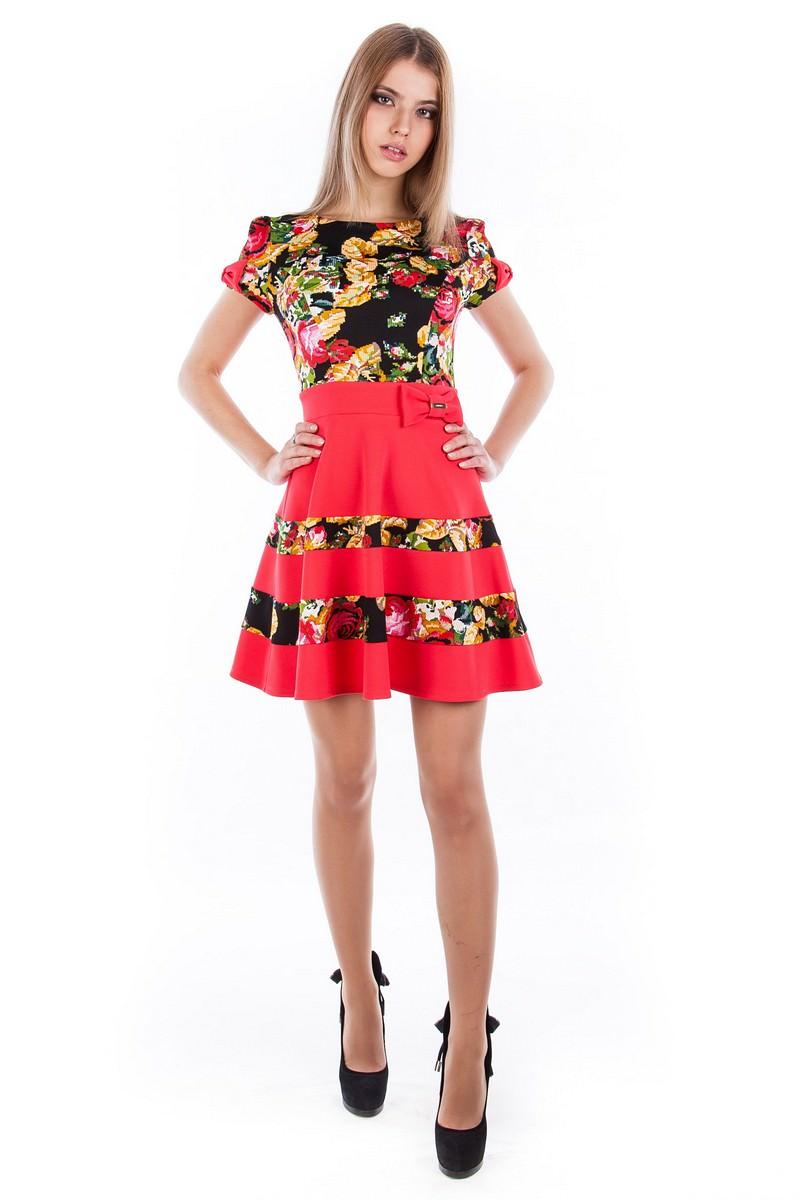 Женские платья оптом от Modus Платье Полли