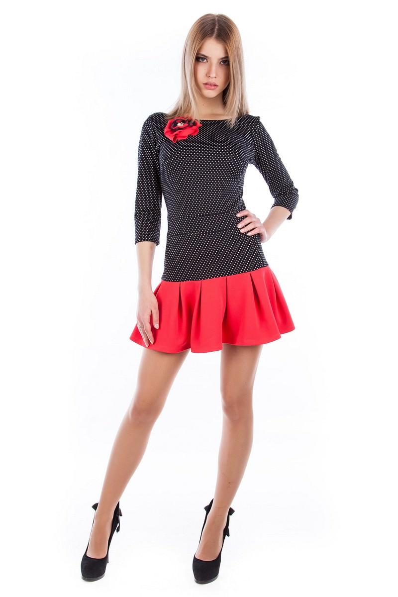 Купить платья оптом от производителя Платье Барби