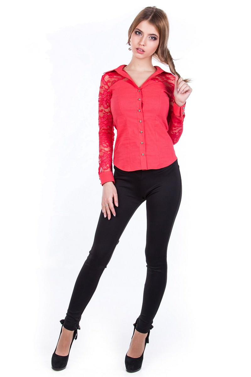 Школьные блузы оптом от производителя Блуза Белис