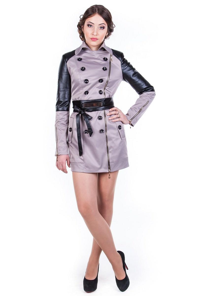 Женская одежда оптом от производителя Плащ Калипсо