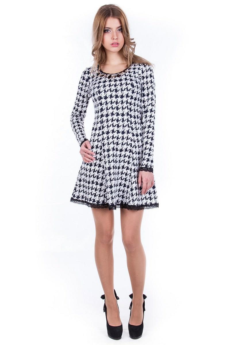 Оптом платье недорого от Modus Платье Мери жаккард