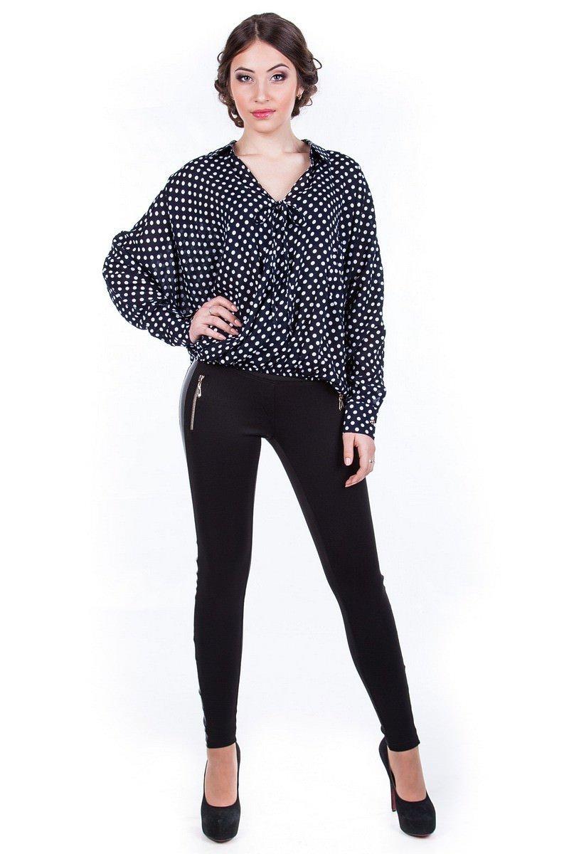 Женские блузки оптом от производителя Блузка-рубашка Токио