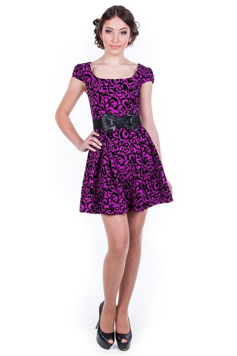 Купить платья оптом от производителя Платье Фелличита