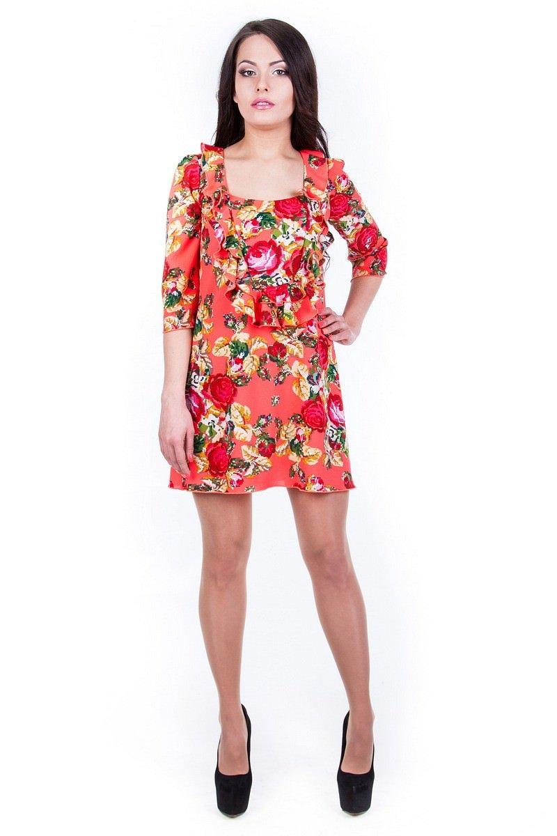 Женская одежда оптом от производителя Туника Хеппи 2154