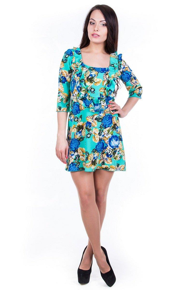 Женская одежда от производителя Modus Туника Хеппи 2154