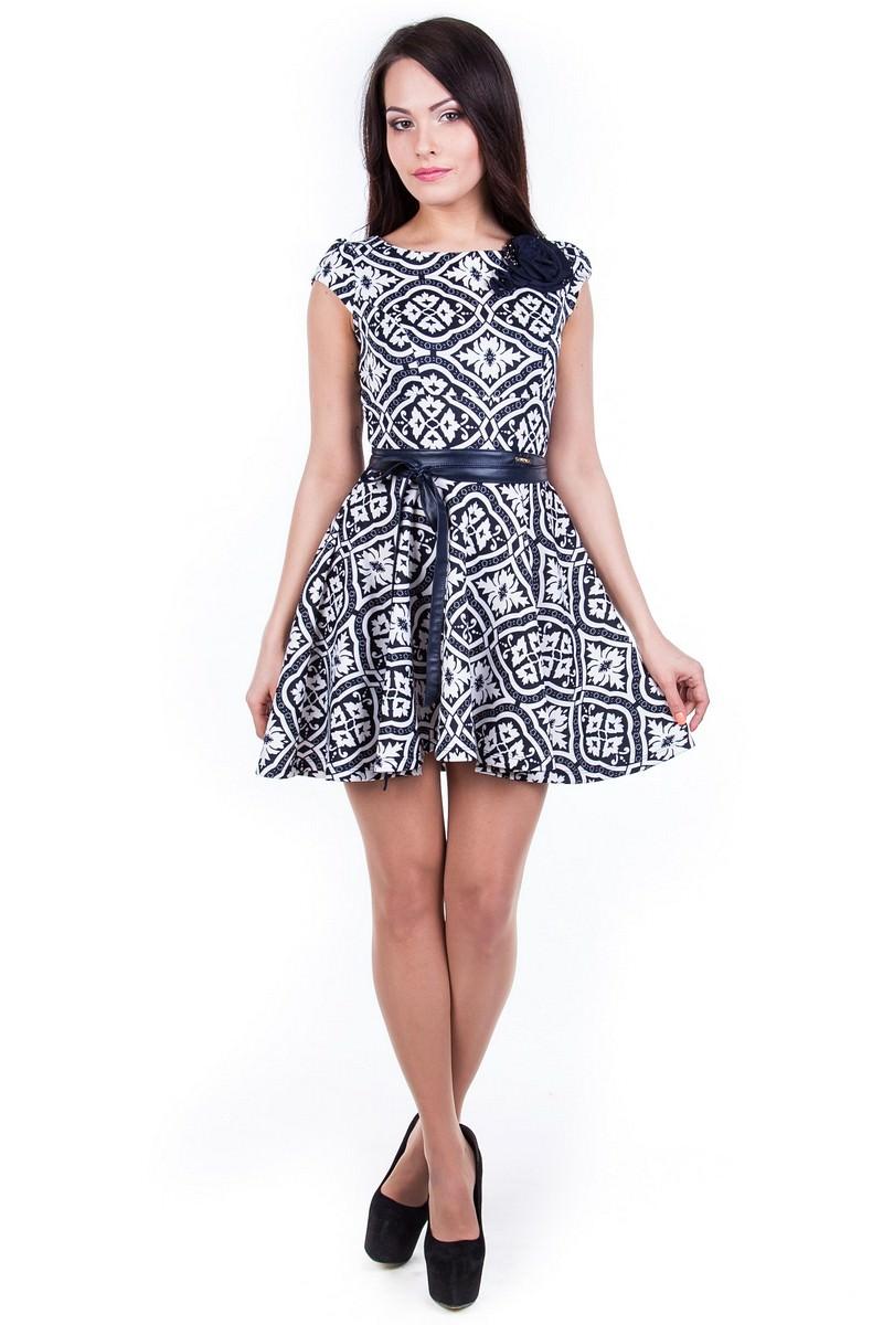 Купить платья оптом от производителя Платье Шейла