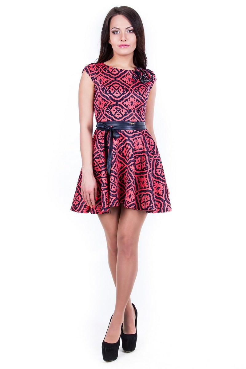 Оптовый интернет-магазин платьев Modus Платье Шейла
