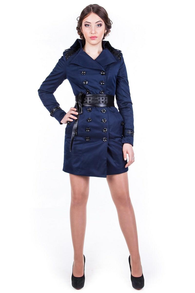 Купить оптом женские куртки от Modus Плащ Экшен