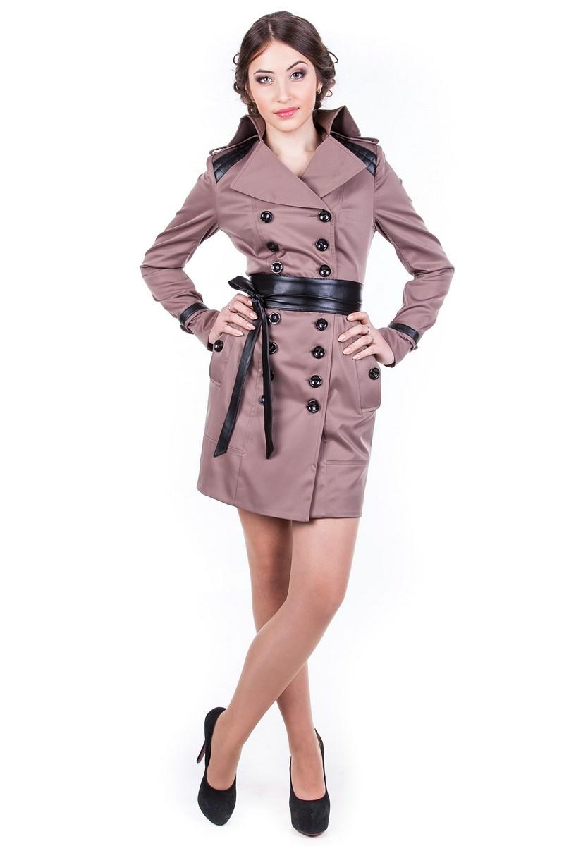 Оптом куртки недорого от Modus Плащ Экшен