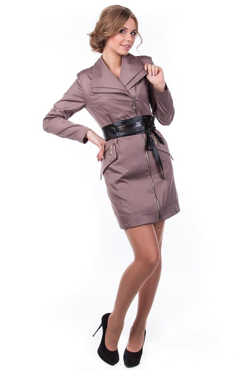 Женская одежда от производителя Modus Плащ Ледис улепленный