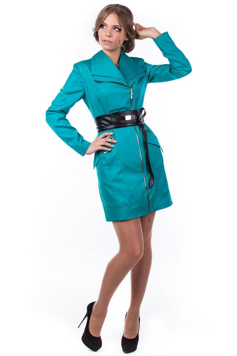 Женские курточки оптом от производителя Modus Плащ Ледис
