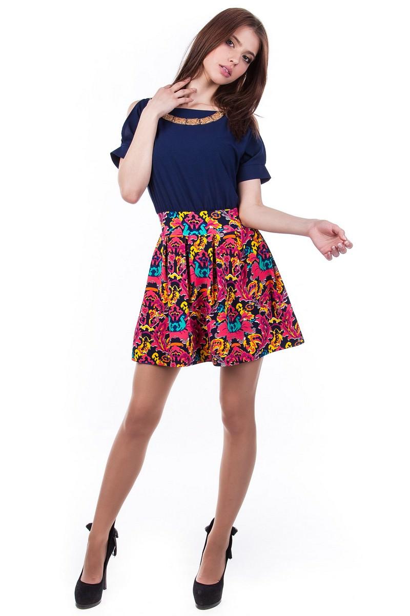 Купить платья оптом от производителя Платье Невада