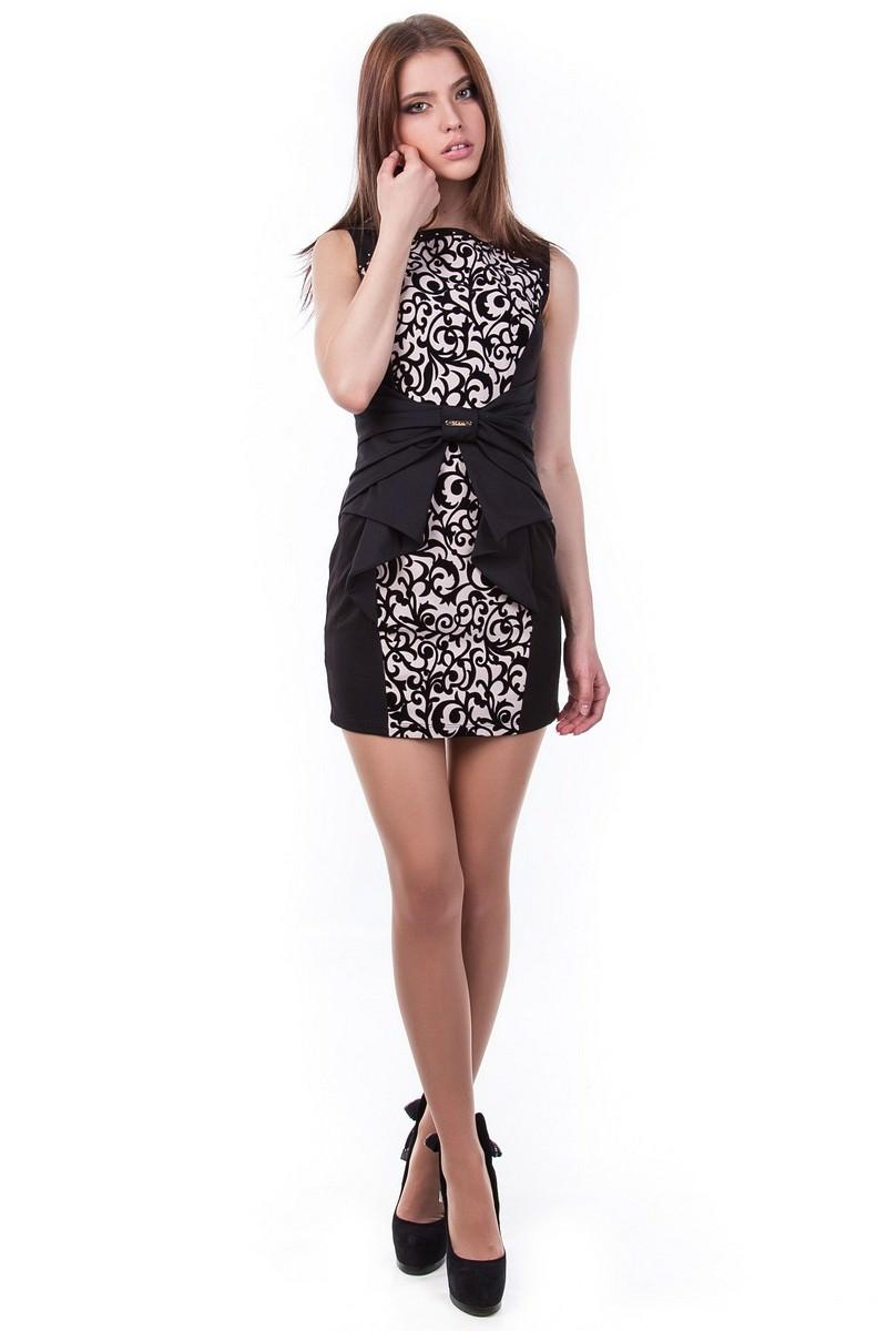 Купить платья оптом от производителя Платье Рафаэль