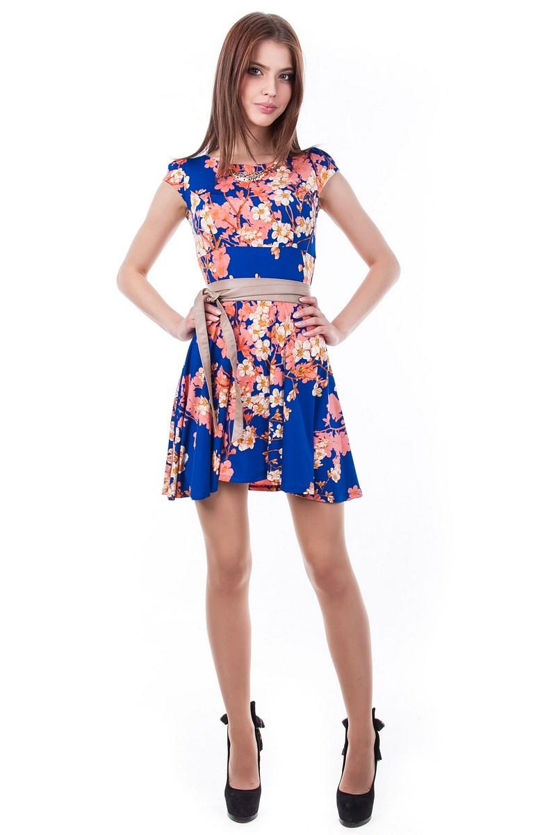 Оптовый интернет-магазин платьев Modus Платье Сакура