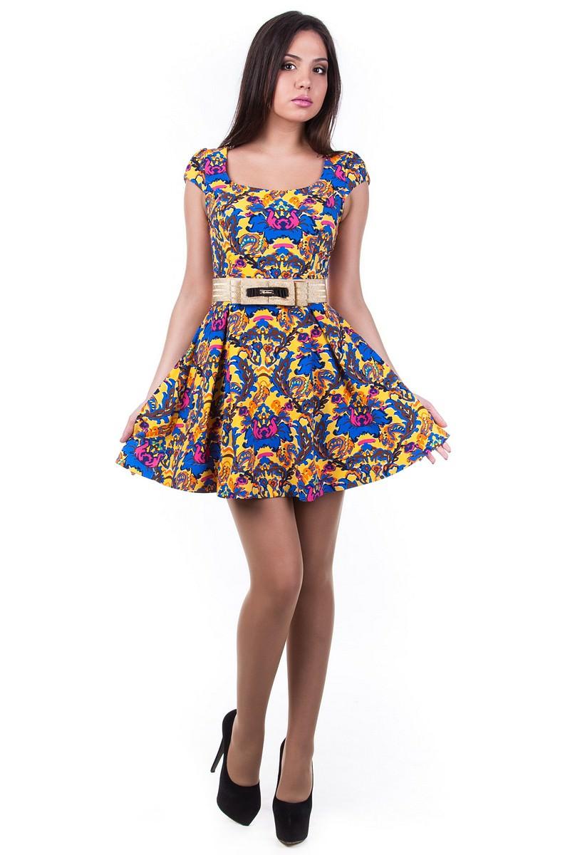 Оптовый интернет-магазин платьев Modus Платье Фелличита