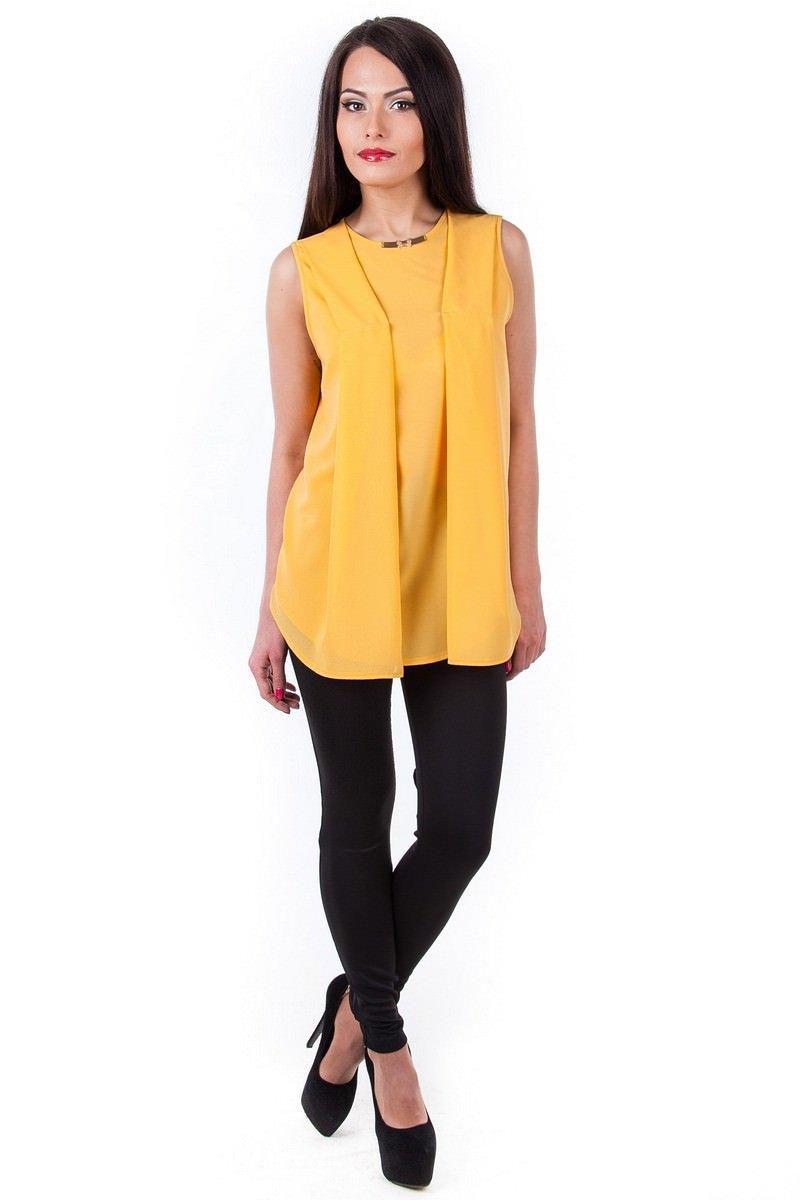 Оптом офисные блузы Modus Блуза Вита