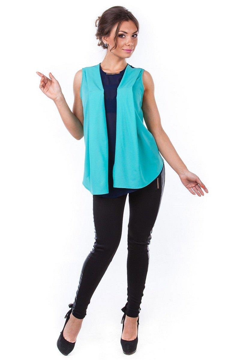 Школьные блузы оптом от производителя Блуза Вита