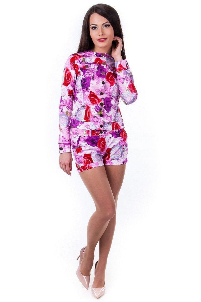 Женская одежда оптом от производителя Шорты Майами