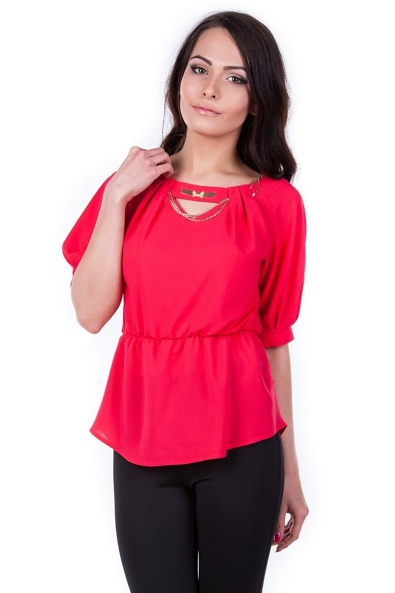 Школьные блузы оптом от производителя Блуза Woman