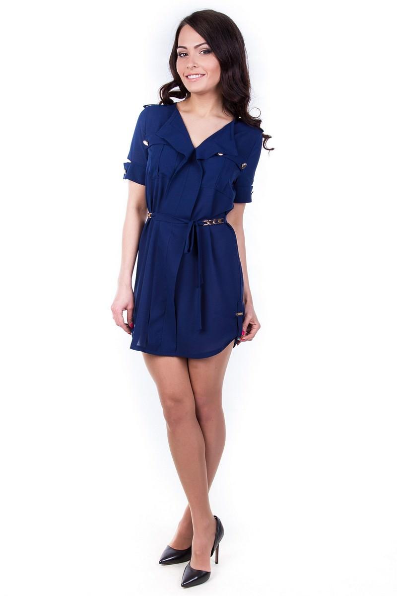 Оптом платье недорого от Modus Платье Базик креп*
