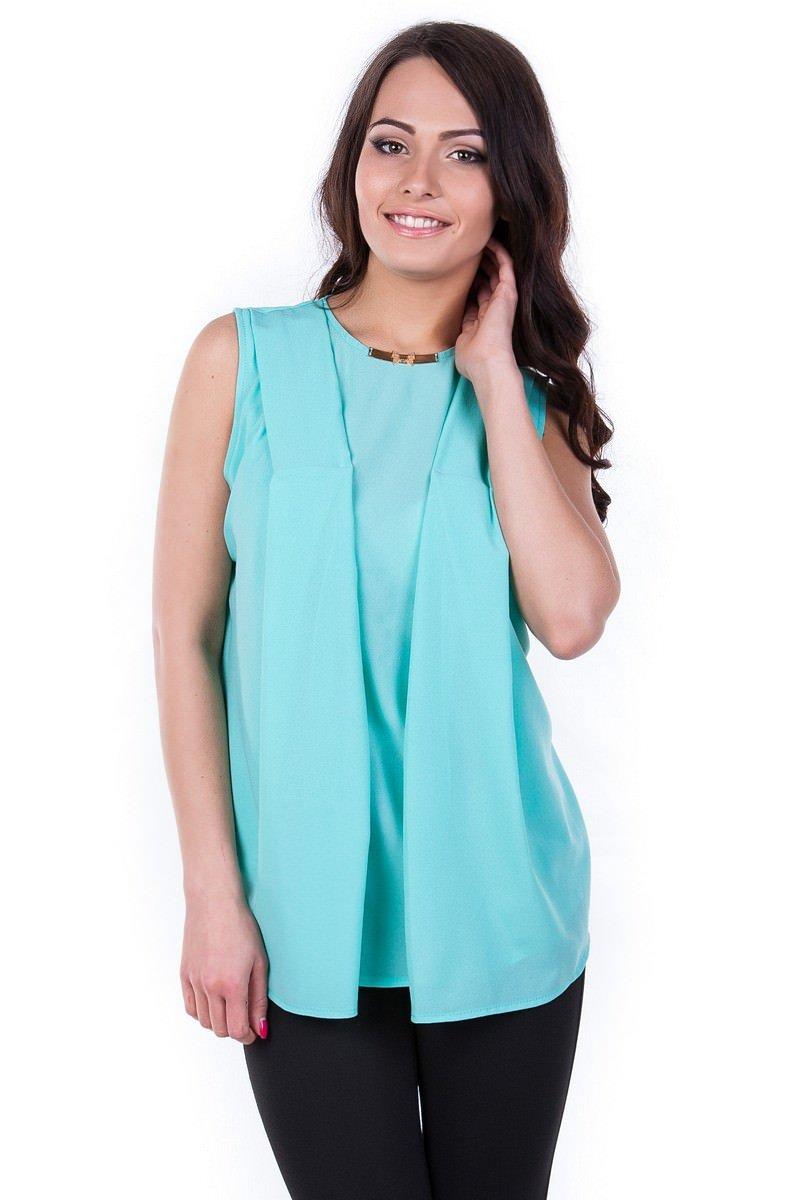 Женские рубашки оптом от Modus Блуза Вита